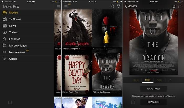 Movie Box App | vShare Download